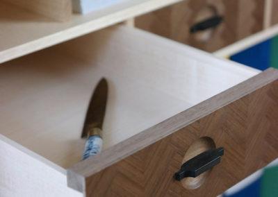 Gesällprov i möbelsnickeri